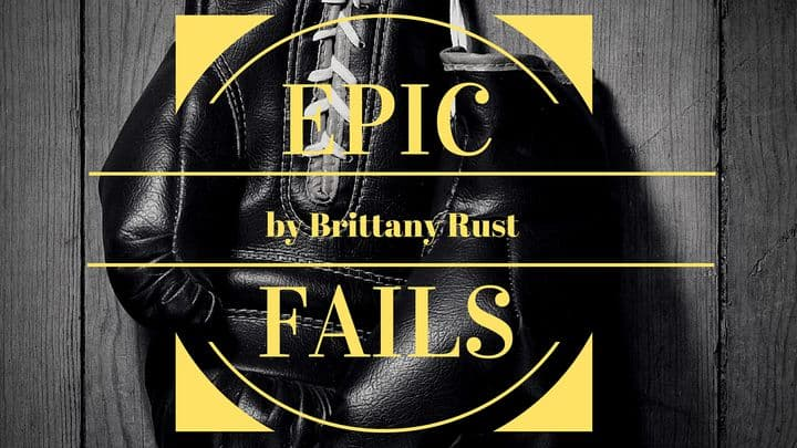 Daily Devotional: Epic Fails
