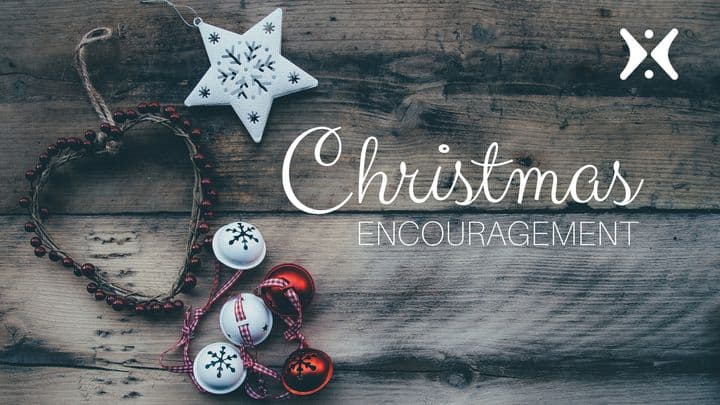 Daily Devotional: Christmas Encouragement By Greg Laurie